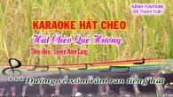 Hát Karaoke Hát chèo quê hương