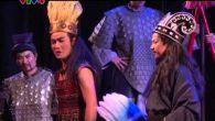 Vở chèo nữ tướng Mê Linh