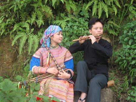 Tiếng sáo của người Mông